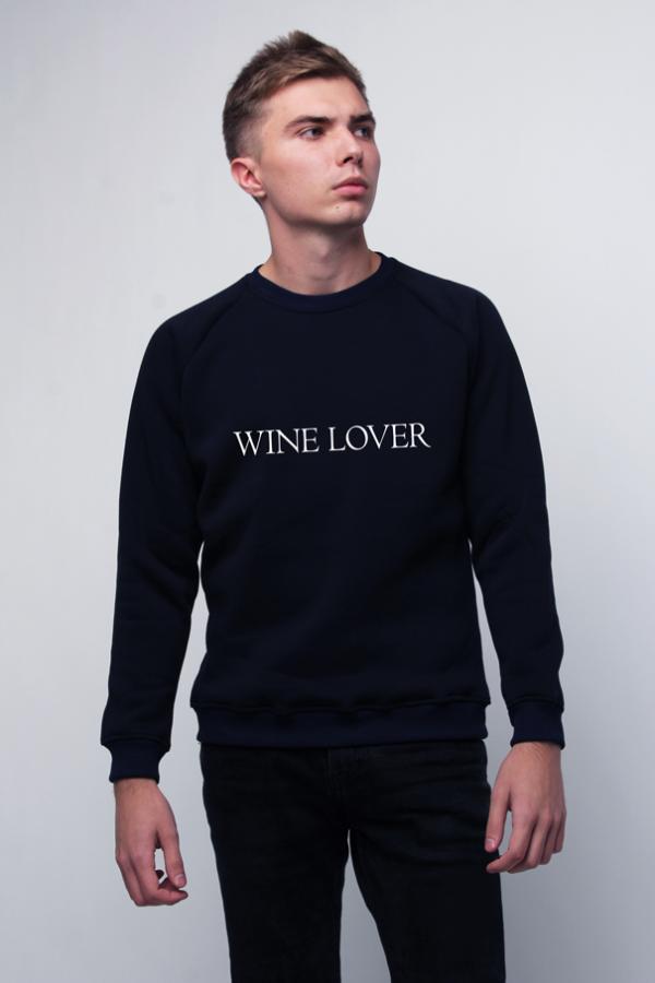 купить заказать толстовку свитшот wine lover winelover украина киев