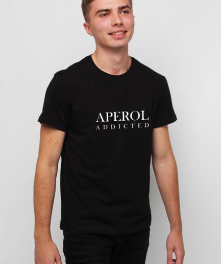 купить заказать футболку футболка aperol addicted украина киев